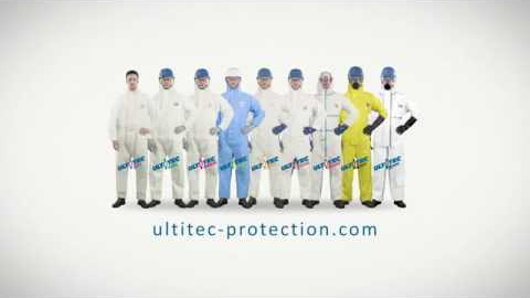 ULTITEC coverall introduction and why ULTITEC full version