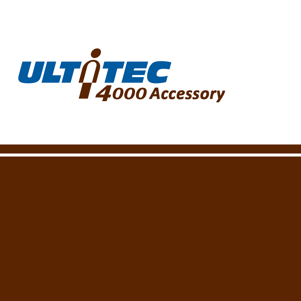 ULTITEC 4000 Accessories (Taped)